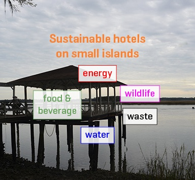 Hotels on Small Islands - Call for Sustainability Challenges