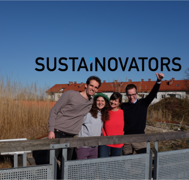 SUSTAINOVATORS - Sustainability by Design and User Behaviour