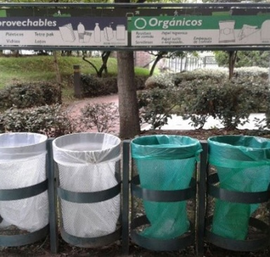 How to reduce solid waste generation within the EL BOSQUE UNIVERSITY, BOGOTÁ, COLOMBIA?